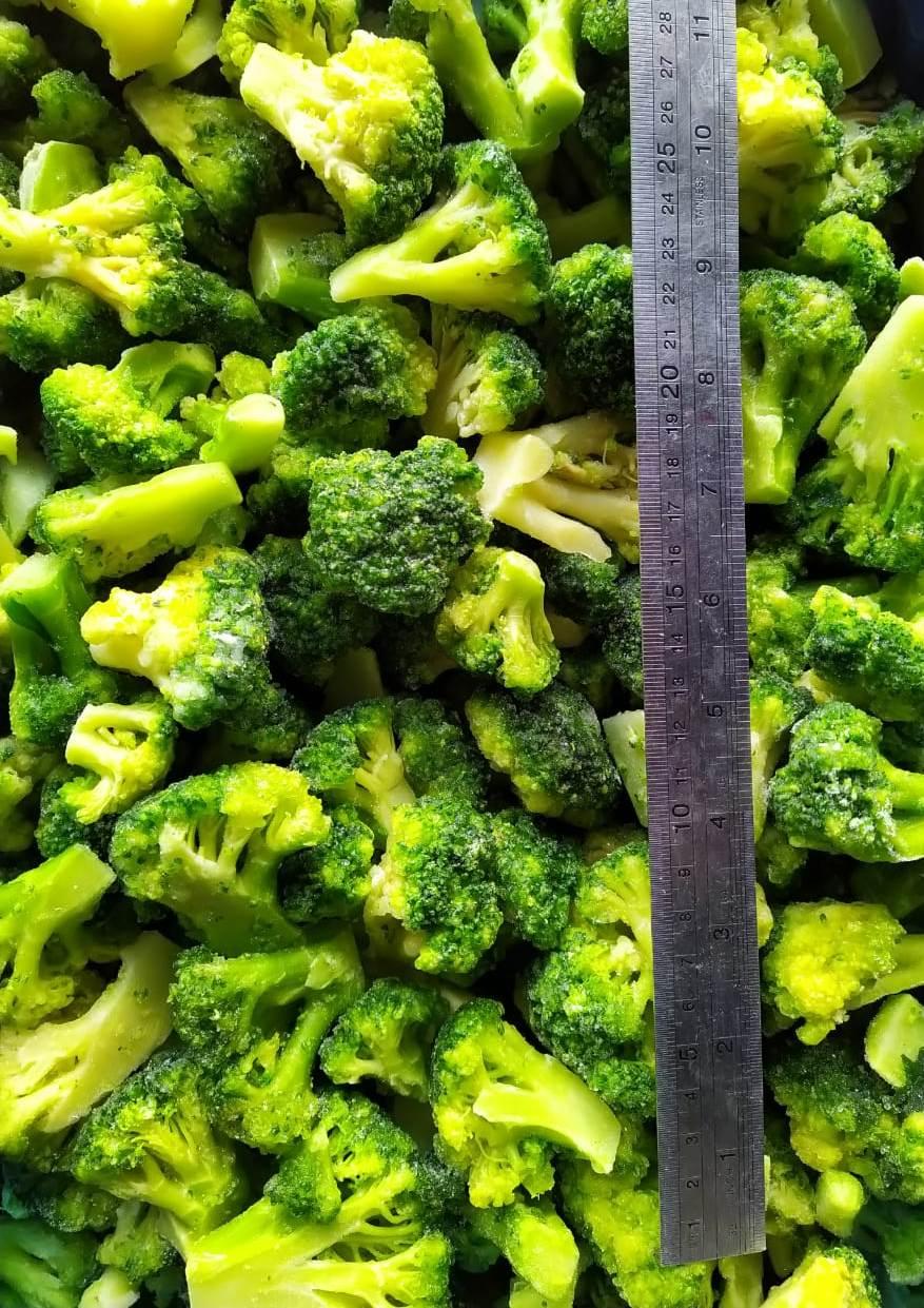 Овощи Брокколи